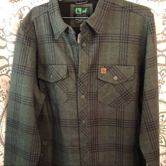 ce2a890f638 Brand  NEW  Hippy Tree Alvarado Jacket
